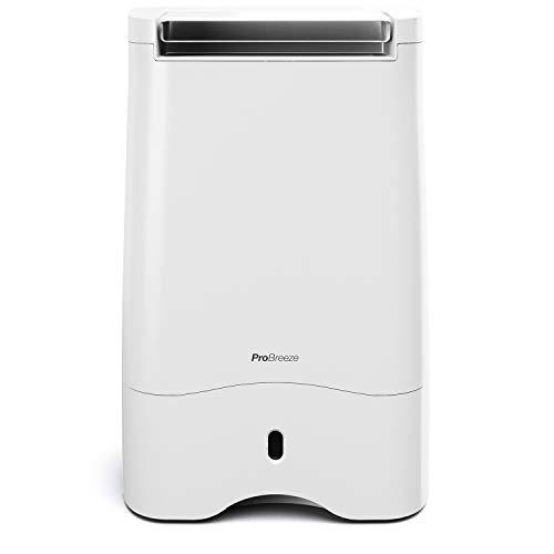 Pro Breeze Déshumidificateur d'air desséchant portable 10L pour Basses Températures - Affichage...