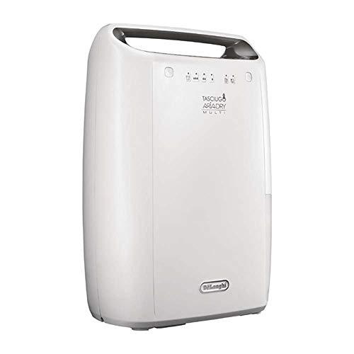 De'Longhi DEX214F AriaDry Déshumidificateur d'air pour maison, 290 W, 14 litres, 37 décibels,...