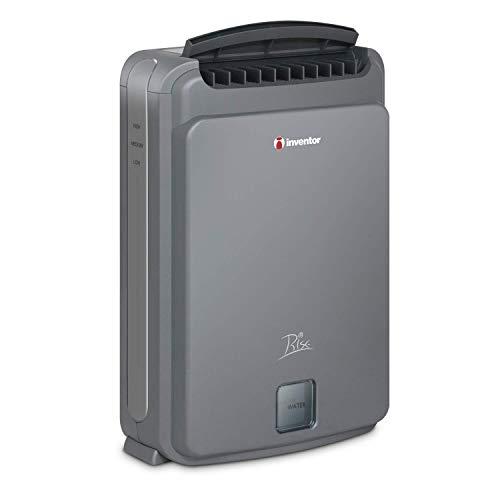 Inventor Atmosphere 25L/24h, Déshumidificateur/Purificateur d'air, Filtre HEPA, R290, Sèche-Linge,...