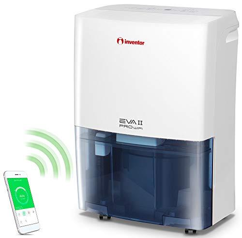 Inventor EVA II Pro WiFi 20L /24h -Déshumidificateur d'air, Réservoir d'eau 3L, Sèche-Linge,...