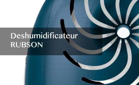 deshumidificateur rubson